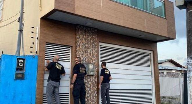 Operação da Policia Federal em 5 Estados apura desvios em contratos de R$ 1,2 bi